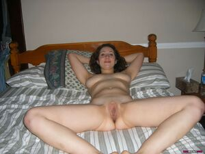 young wife nude