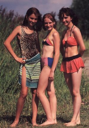 vintage nudist teens