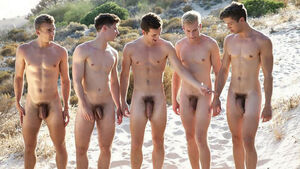 young men nudist