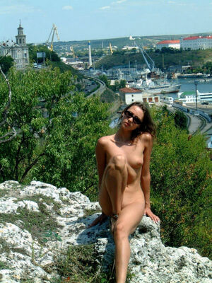 young nudist russian